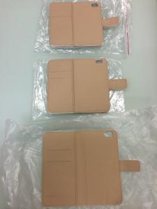 iPhone用手帳型ケースUV印刷用です。