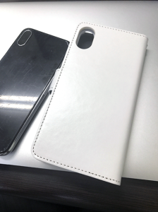 iPhoneX手帳型